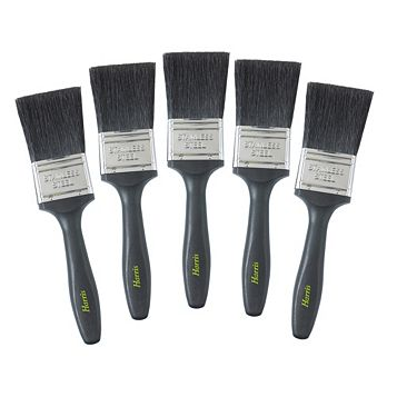 Harris Contractor Soft Tipped All Purpose Paint Brush (W)2