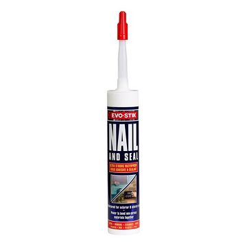 Evo-Stik Nail & Seal Grab Adhesive & Sealant 310ml