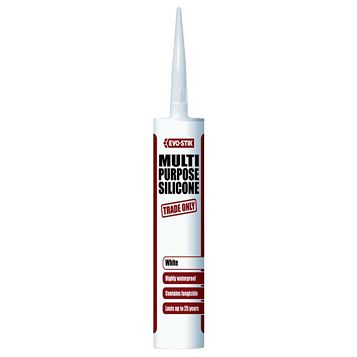 Evo-Stik Multi-Purpose Black Sealant 310 ml