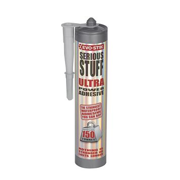 Evo-Stik Serious Stuff Grab Adhesive 290ml