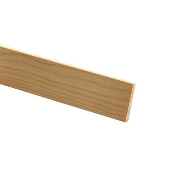 Stripwood Moulding (T)15mm (W)18mm (L)2400mm