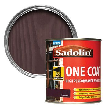 Sadolin Rosewood Semi-Gloss Wood Stain 500ml
