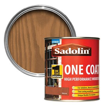 Sadolin Natural Wood Stain 500ml