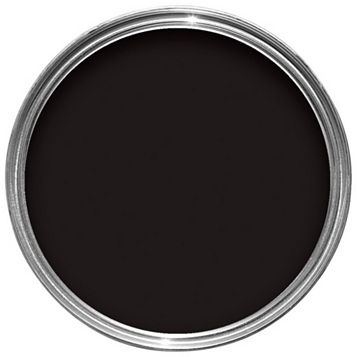 Sandtex Black Textured Masonry Paint 5L