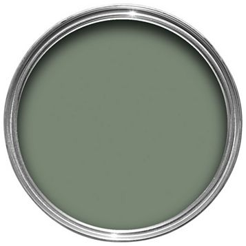Crown Emulsion Paint Tuscan Olive, 125ml Tester Pot