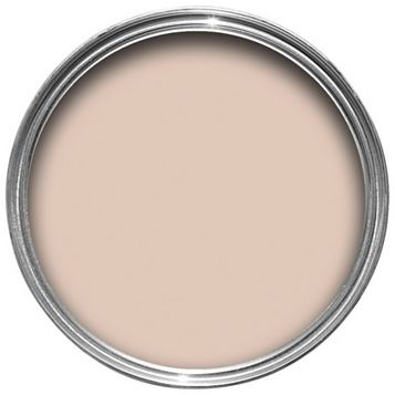 Crown Suede Emulsion Paint Fawn Suede, 125ml Tester Pot