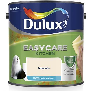 Dulux Kitchen + Magnolia Matt Emulsion Paint 2.5L