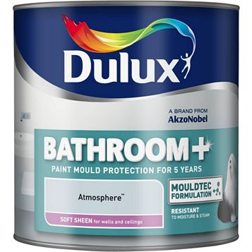 Dulux Bathroom+ Atmosphere Soft Sheen Emulsion Paint 2.5L