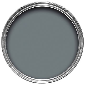 Dulux Weathershield Exterior Gallant Grey Satin Paint 750ml