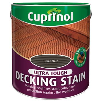Cuprinol Ultra Tough Urban Slate Decking Stain 2.5L