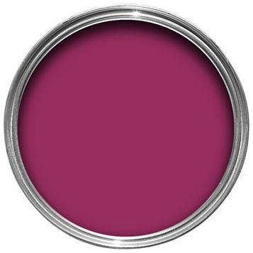 Dulux Feature Wall Sumptuous Plum Matt Emulsion Paint 1.25L