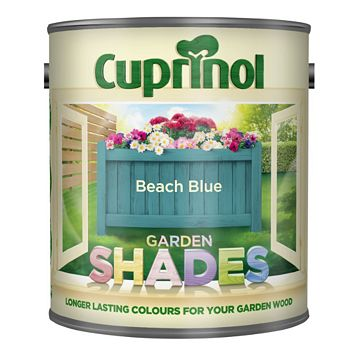 Cuprinol Garden Beach Blue Wood Paint 1L