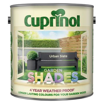 Cuprinol Garden Shades Urban Slate Wood Paint 2.5L
