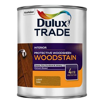 Dulux Trade Protective Woodsheen Light Oak, 1L