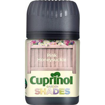 Cuprinol Garden Wood Protector Pink Honeysuckle, 50ml