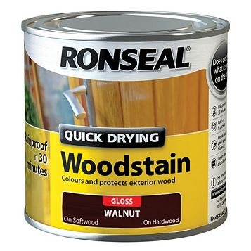 Ronseal Walnut Woodstain 250ml