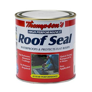 Thompson's High Performance Grey Roof Sealant 1L