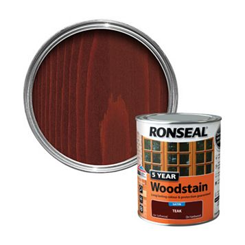 Ronseal Teak Woodstain 750ml