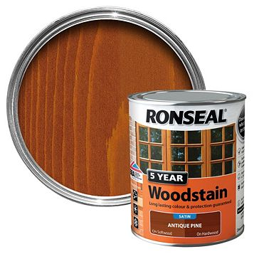 Ronseal Antique Pine Wood Stain 750ml