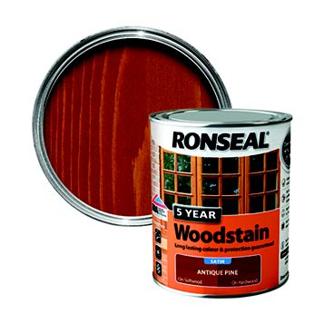 Ronseal Antique Pine Woodstain 750ml