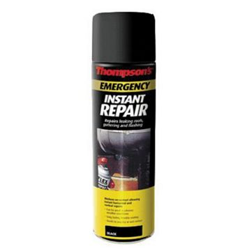 Thompsons Emergency Black Roof Sealant 750ml