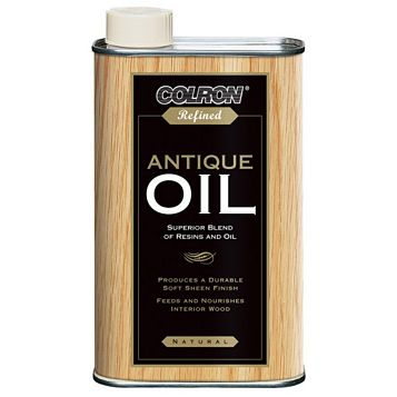 Colron Refined Clear Antique Oil 500ml