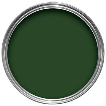 Ronseal Weatherproof 10 Year Exterior Racing Green Gloss Wood Paint 750ml