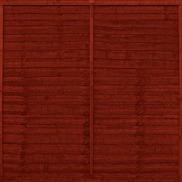 Ronseal Shed & Fence Stain With Preserver Red Cedar, 9L