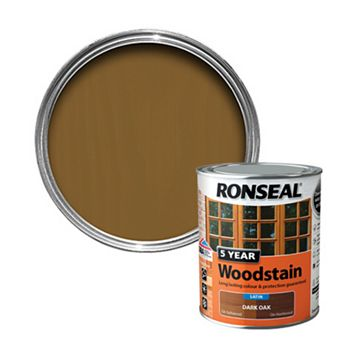 Ronseal Oak Woodstain 750ml