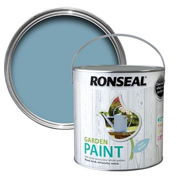 Ronseal Garden Paint Cool Breeze, 2.5L