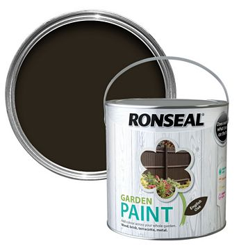 Ronseal Garden English Oak Garden Paint 2.5L