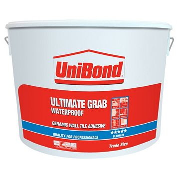 Unibond Ready to Use Wall Tile Adhesive 13.1kg