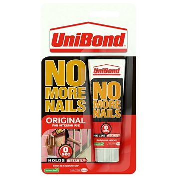 Unibond No More Nails Original Solvent Free Grab Adhesive 0.04lml