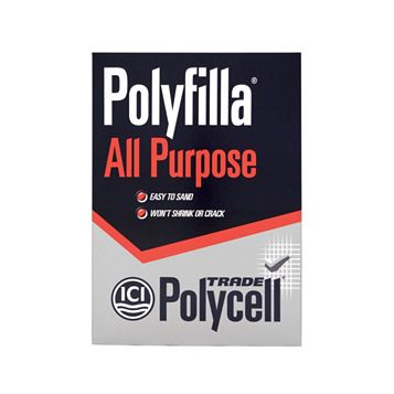 Polycell Trade Polyfilla All Purpose Powder Filler 5kg