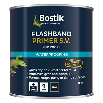 Bostik Black Flashband Primer 1000ml