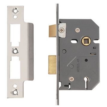 Yale 64mm 5 Lever Mortice Sashlock