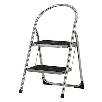 Abru 2-Tread Step Stool, (H)0.965M
