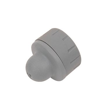 Polyplumb Push Fit Socket End (Dia)10 mm, Pack of 2