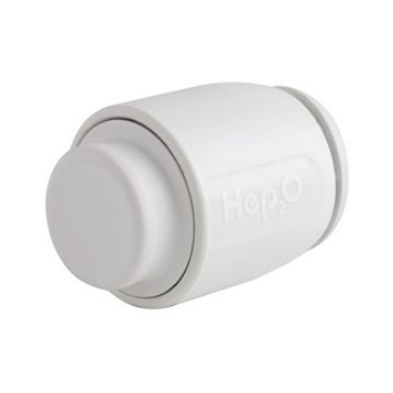 Hep2O Push Fit Stop End (Dia)10 mm