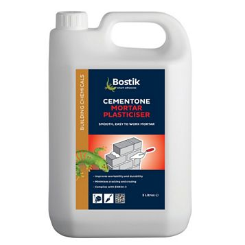 Bostik Mortar Plasticiser, 5L