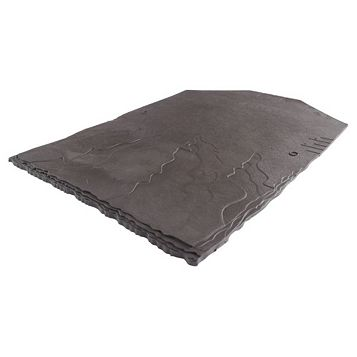 Eco Slate Roof Tile, Grey