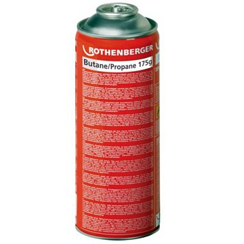 Rothenberger Butane/Propane Mixed Gas Cylinder 175G