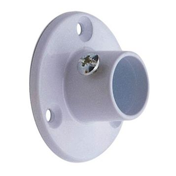 Colorail White Rail Socket, 25mm