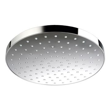 Mira Single Spray Mode Chrome Effect Shower Head