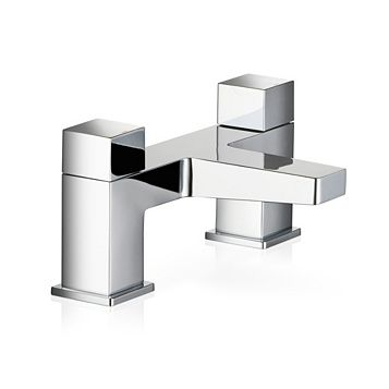 Mira Honesty Chrome Bath Filler Tap