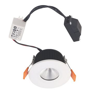 Smartwares Fire Rated White Downlight 3 W