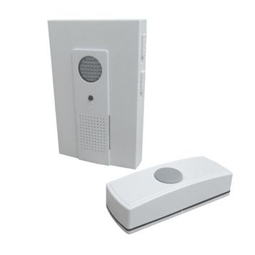 Byron Extra Loud Wireless Portable Door Chime