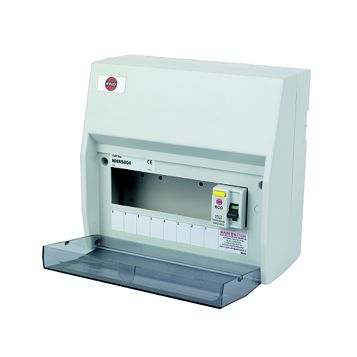 Wylex 8-Way Consumer Unit