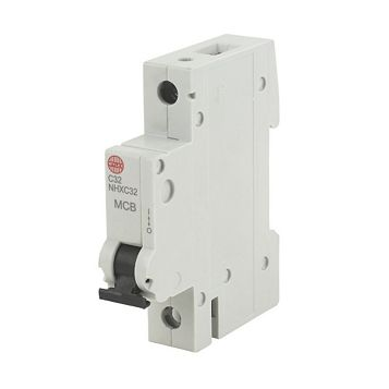Wylex Rail Mounted MCB, 32A 230V
