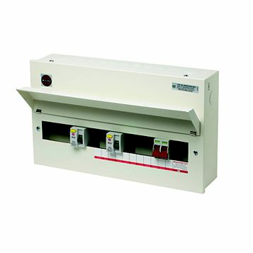 Wylex 100A 15-Way Consumer Unit
